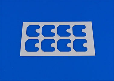 China Small Thin Alumina Ceramic Plate / Zirconia Ceramic Substrate Good Strength factory