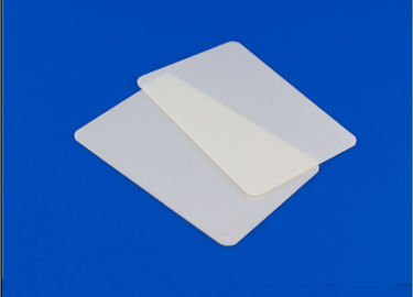 China Polished Ultra Thin Ceramic Sheet Plate/ Multi Sizes Ceramic Disc  0.2 mm Thickness Machinables factory