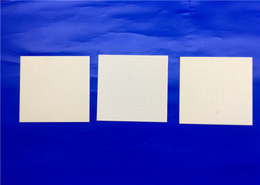 China High Heat Insulation Porous Ceramic Sheet for Semiconductor 94 * 94 * 1.5 mm factory
