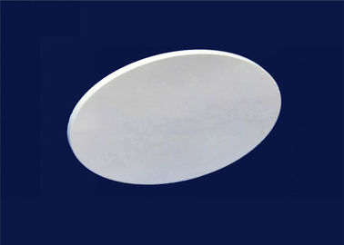 China 95% - 99.9% Alumina Ceramic Plate /  Thermal Ceramic Heater Disk factory