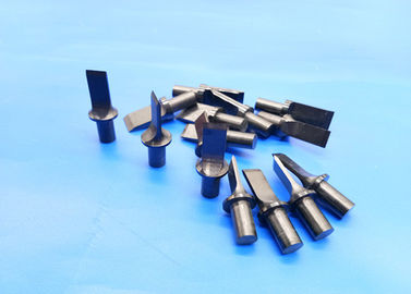 China Wear Resistance Industrial Ceramic Parts For PCB Plate Assembling Pins With Superior Mechanical Strength factory