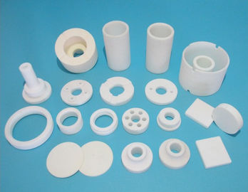 Custom Industrial Ceramic Parts Thermal Insulating Washer / Ceramic Insulating Mounting