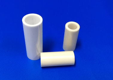 China Factory Offer High Precision Good  Price Zirconia Ceramic Tube Black White Blue colors factory