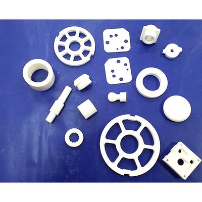 anti oxidation Anti Chemical Al2O3 Industrial Ceramic Parts