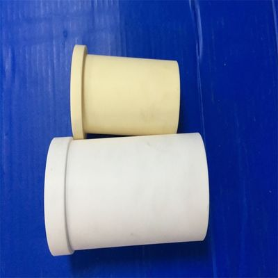 ISO9001 Machining Alumina Ceramic Parts Insulator Tube