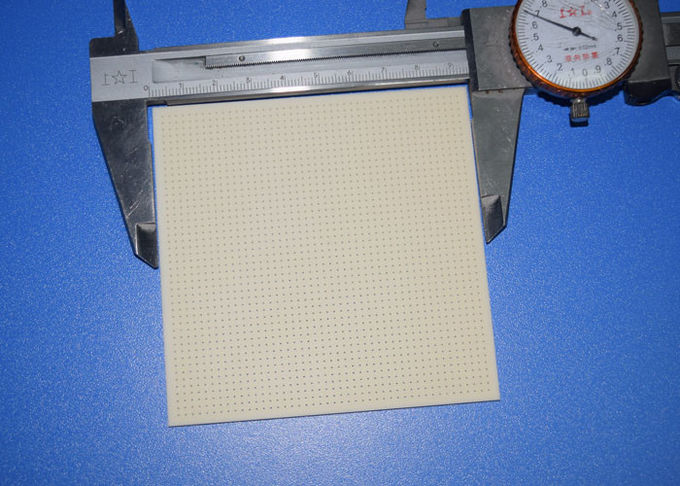 Customized Electric Insulation Machinable Ceramic  Sheet Wear Resistant