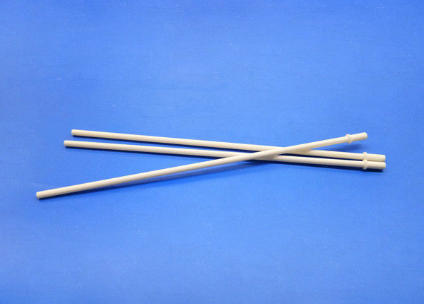 Thermocouple Protection Tubes Ceramic Tube Open Both Ends And Closed Ceramic Corundum Tube For Furnace 1