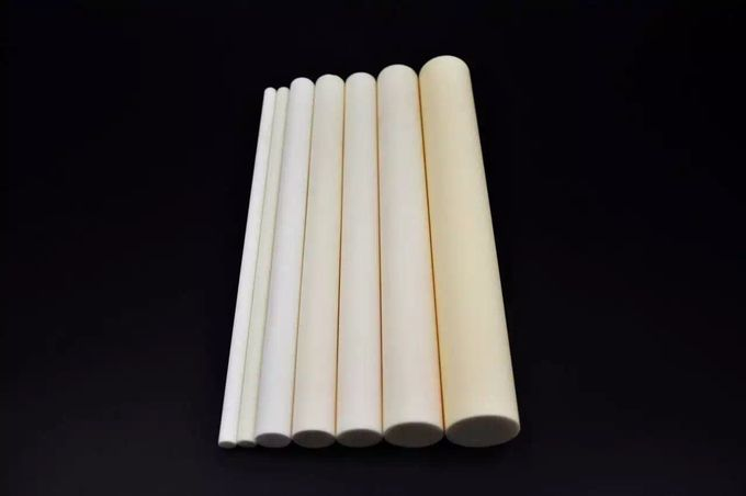 Customized Sizes High Purity 95%-99.99% al2o3 Alumina Ceramic Thermal Insulator Tube