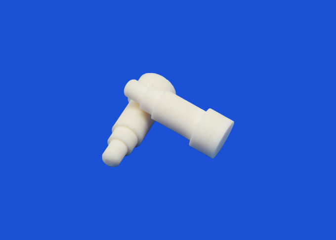 China Factory Offer Customized Polishing pump Zirconia Ceramic ZrO2 shaft