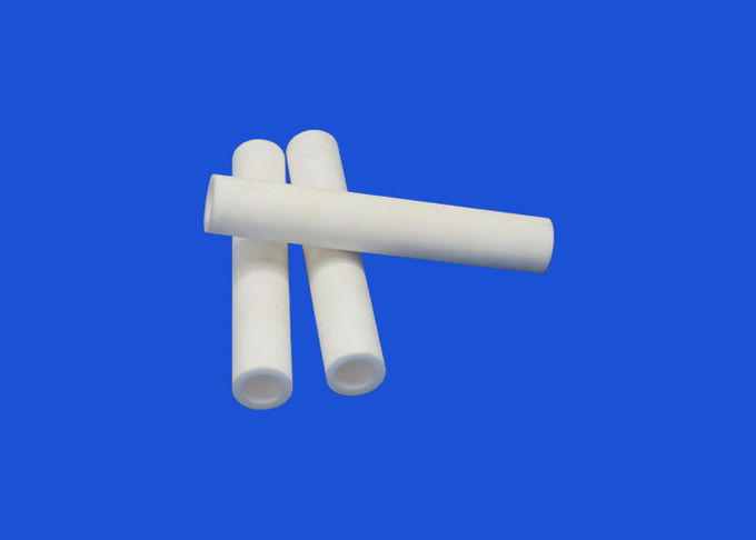 high precision wear resistance 99% Alumina Ceramic bushing /sleeve /shaft