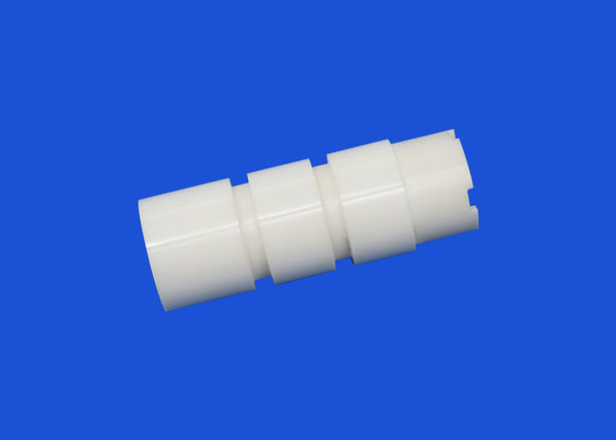 High Precision Purity 95% Zirconia Ceramic Rod Customized Sizes Temperature Resistance